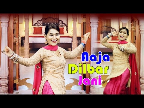 Aaja Dilbar Jani !! आजा दिलबर जानी !! शिवानी & केशव !! New SHivani Dance Video 2018