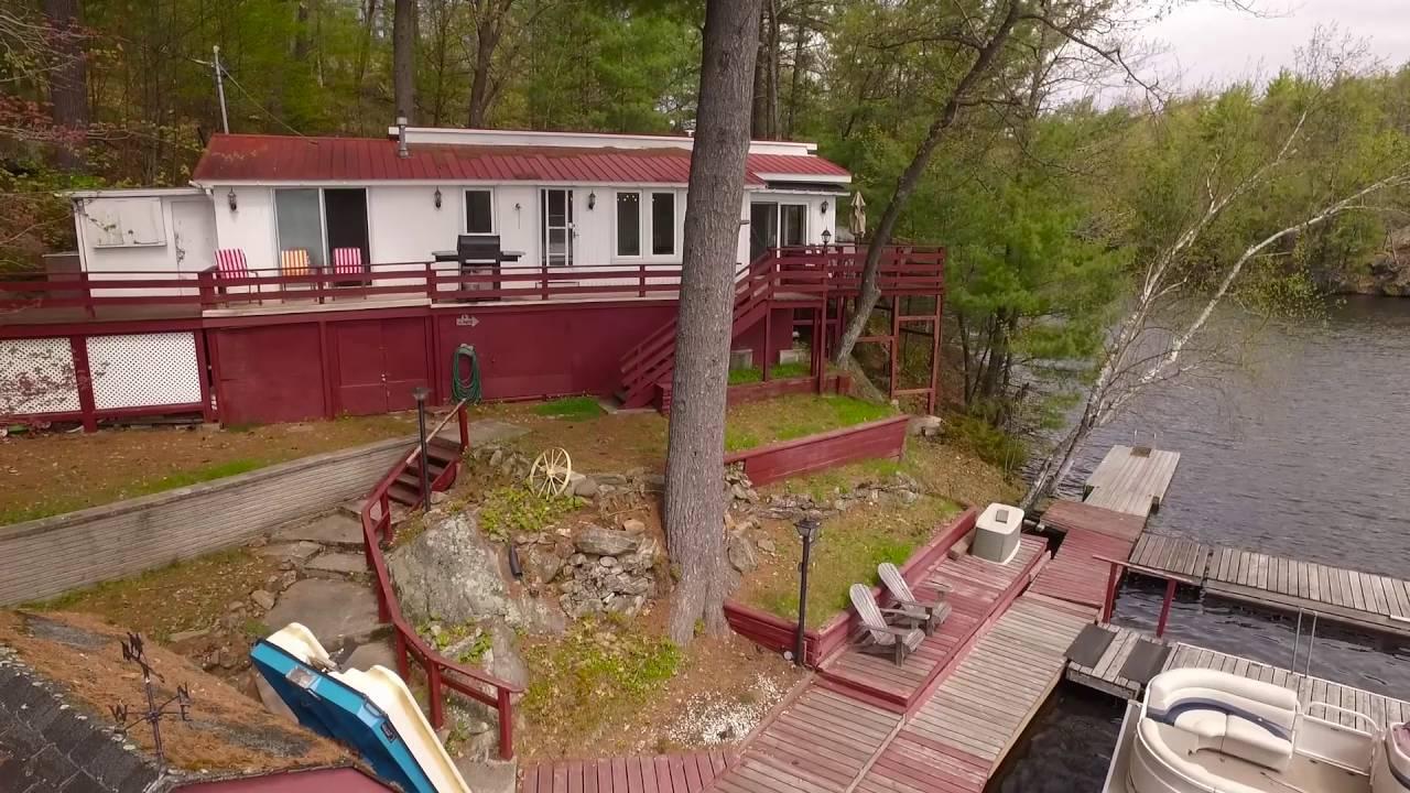 enjoy muskoka realty 1350 gull lake gravenhurst on youtube rh youtube com