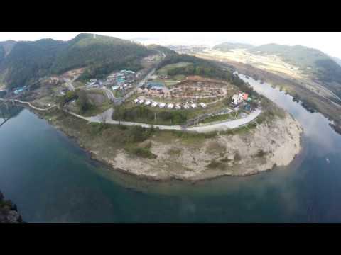 섬진강 향가 오토 캠핑장
