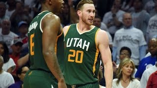 NBA PLAYOFFS CLIPPERS VS JAZZ GAME 7 FULL GAME HIGHLIGHTS APRIL 30, 2017