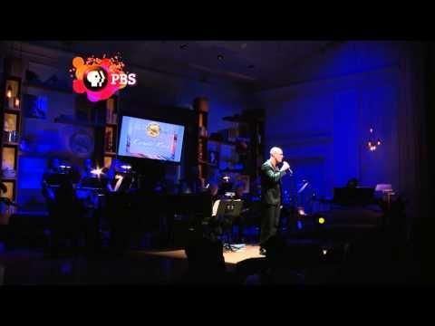 GianMarco Cantando en el Homenaje a Carole King (Biblioteca del Congreso-Washington)