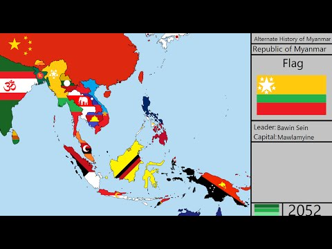 Alternate History Of Myanmar