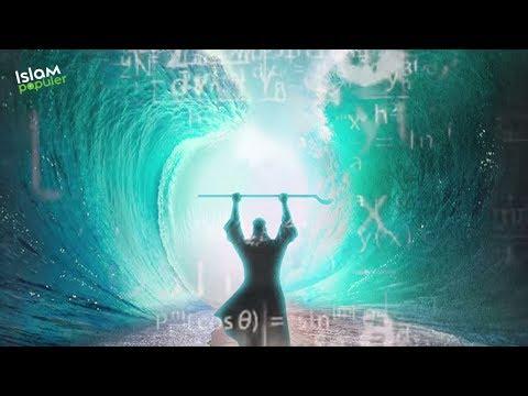Dikira Cuman Dongeng Belaka..! 7 Bukti Ilmiah Nabi Musa AS Pernah Membelah Laut Merah