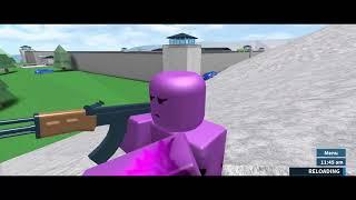 "Roblox: Prison Life Kill Montage - ""Target"""