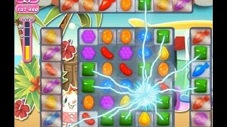 Candy Crush Saga Level 902     NO BOOSTER 【8 moves is completed】