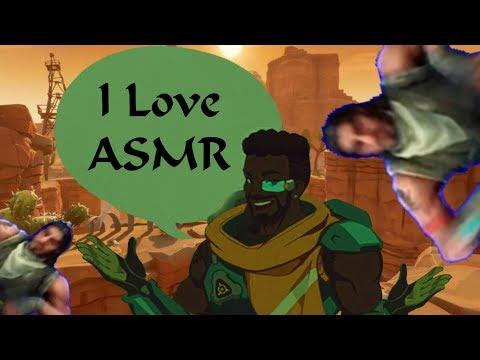 Overwatch ASMR (SEXY?!?!?!)?!?!?