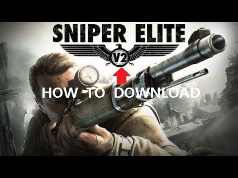 sniper elite v2 download free pc windows xp