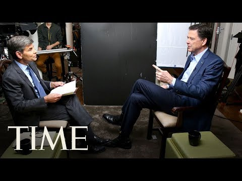James Comey: Donald Trump Is 'Morally Unfit To Be President' & 'Possibly' Obstructed Justice | TIME