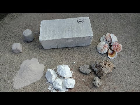 How To Make Roman Concrete