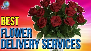 3 Best Flower Delivery Services 2017