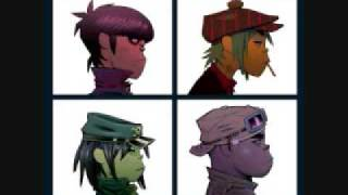 Gorillaz - Fire Coming Out Of The Monkey