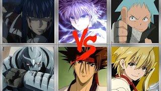 Batalla de Leyendas del Anime - Secundarios ( RESUBIDO)