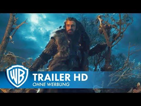 DER HOBBIT: EINE UNERWARTETE REISE - Trailer #2 Deutsch HD German (2012)