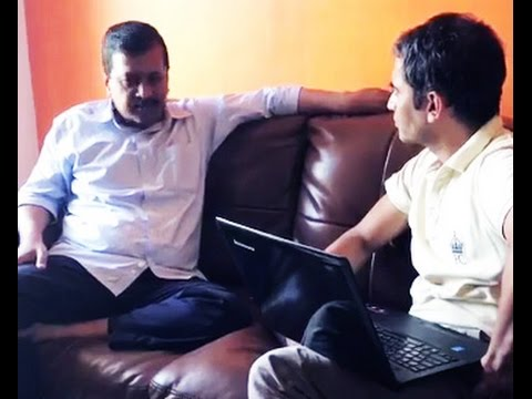 Arvind Kejriwal in EXCLUSIVE conversation with Rifat Jawaid. MUST WATCH