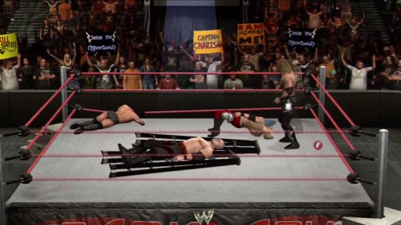 Svr 2010 Backlash Ppv 4 Way Ladder Match Ic Title