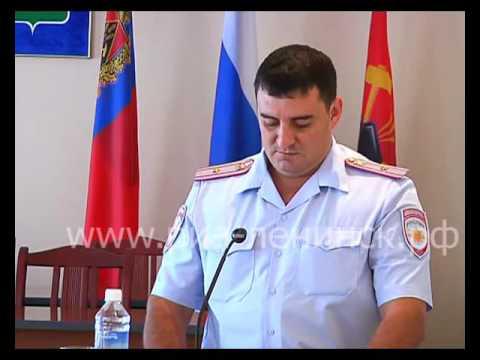 В администрации Ленинск-Кузнецкого городского округа состоялось заседание