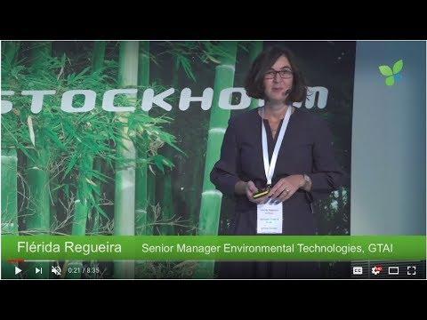 ECO17 Stockholm: Flérida Regueira Cortizo & Christina Schön Germany Trade & Invest