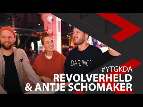 Revolverheld & Antje Shomaker Im Interview Beim #ytgkda