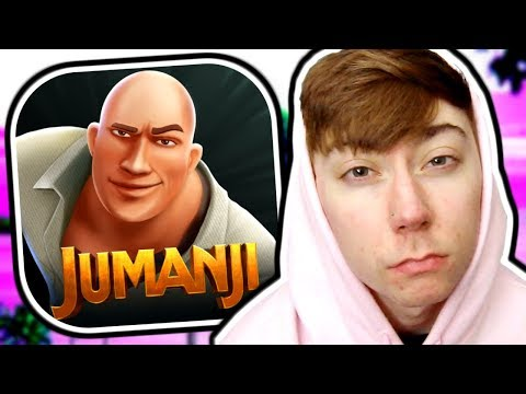 JUMANJI: EPIC RUN (ft. Dwayne 'The Rock' Johnson)