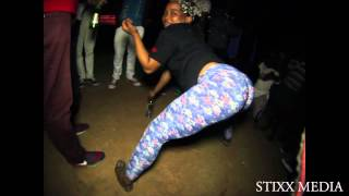 The Best Dancehall dance Moves out of Zimbabwe | Stixx Media
