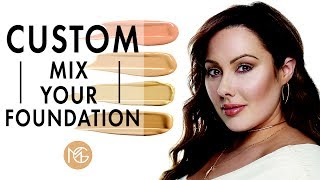 How to Custom Mix Your Foundation | Pretty Smart