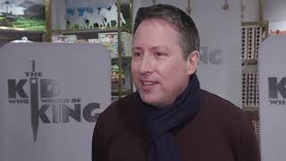 The Kid Who Would Be King Interview With Joe Cornish - Director
