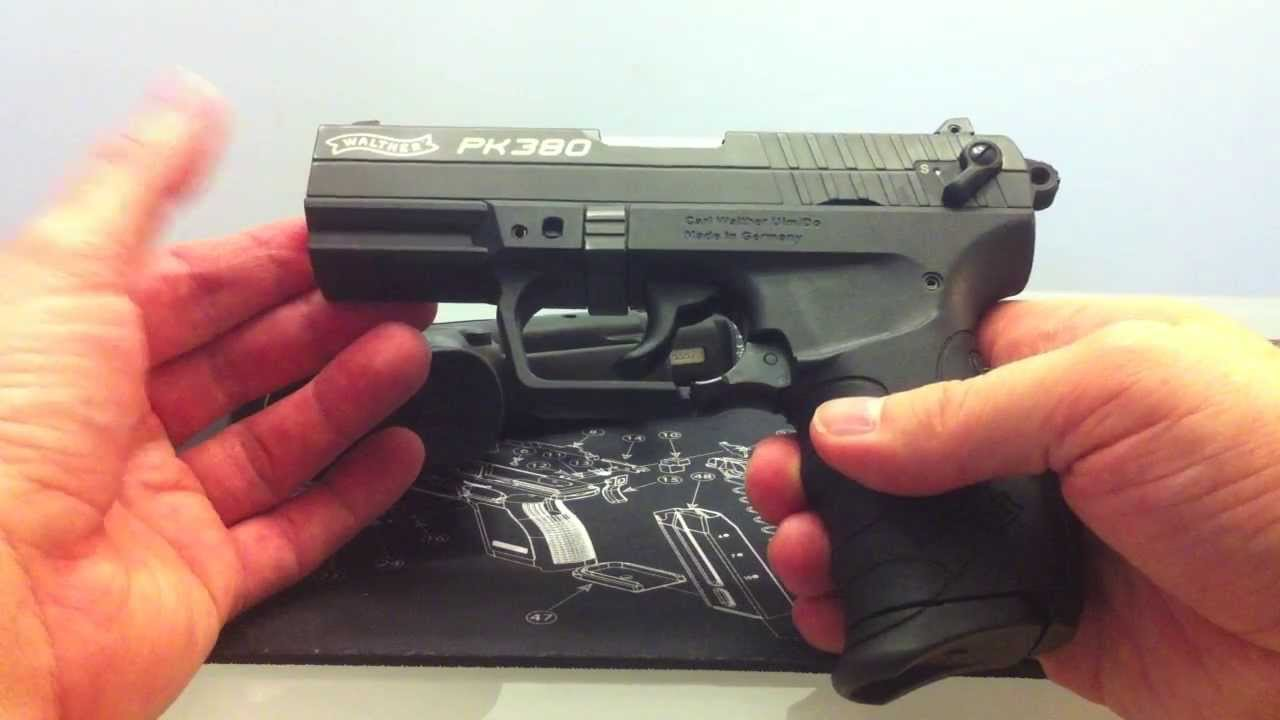 walther pk380 and springfield xd sc compared youtube