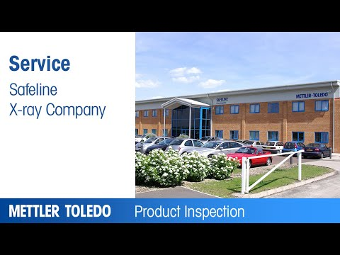 Safeline X-ray Company  Video METTLER TOLEDO - EN