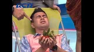 Raffi Ahmad Berani Pegang Rambutan - dahSyat 28 Juni 2014