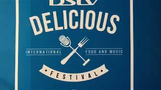 DSTV Delicious - International food and music festival - 2018 - Erykah Badu