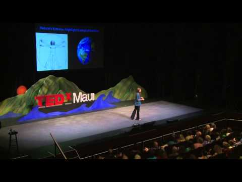 Eco-logical: Design Inspired By Nature: Lauren C. Roth Venu at TEDxMaui 2013
