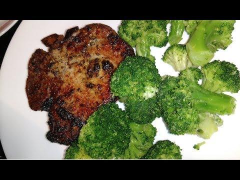 Puerto Rican Pork Chops | Low Carb Diet | Ketogenic Diet (keto)