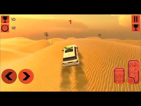 Dubai Dessert Jeep Video