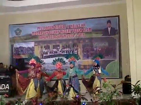Tarian Khas Kota Pagaralam (Sumatera Selatan)