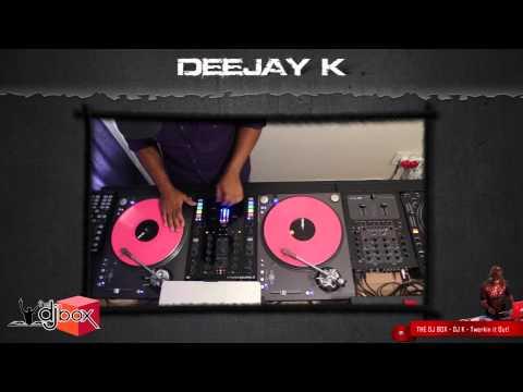 ♫ DJ K ♫ R&B / HipHop ♫ Jan 2014 ♫ Twerkin It Out!