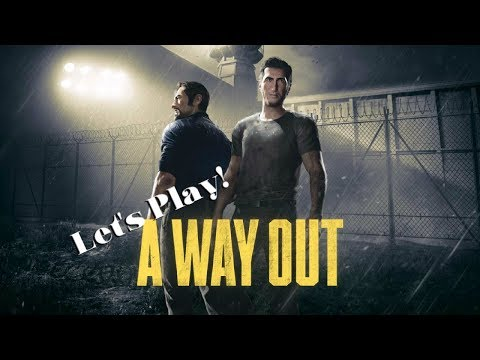 """Let's Play! A Way Out: Ep. 7 - """"Don't do it. Step away from the microphone!"""""""