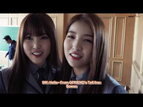 [160512] - GFRIEND X SMART FAMILY BTS - [Eng Sub] [Full HD]