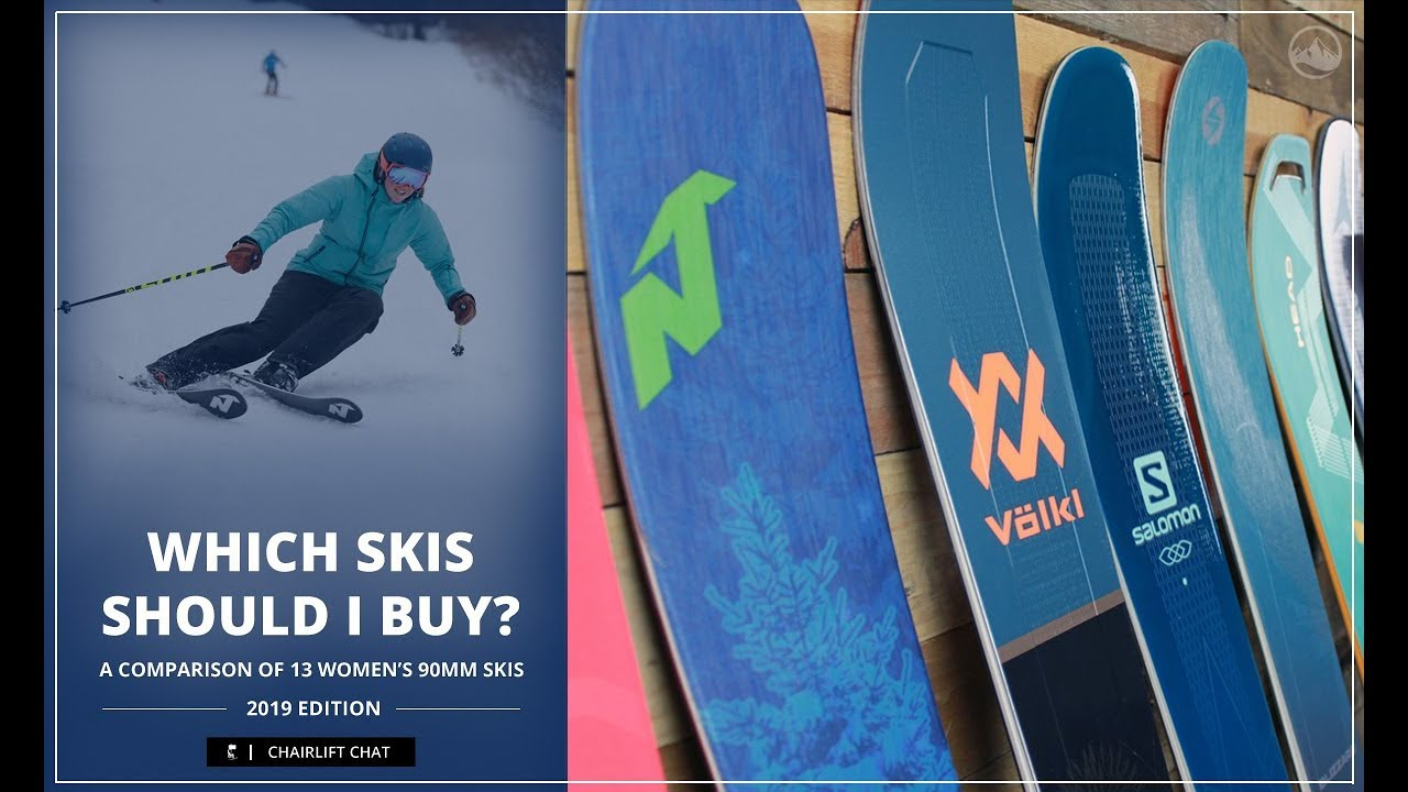 What Ski Should I Buy? Comparing 2018 Skis in the 90 mm