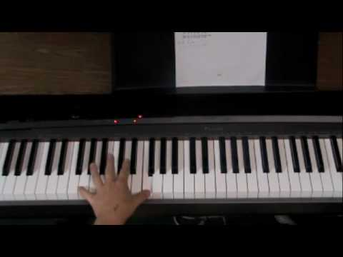 How To Play Bless The Broken Road by Rascal Flatts Piano Tutorial Part 1