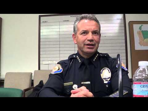 Pasadena PD Chief Sanchez questioned by McDade Attorney Harper