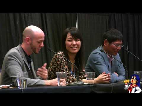 Mari Okada Maquia U.S. Premiere Q & A Session Anime Expo 2018