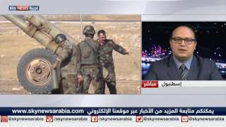 عملية استعادة الموصل .. اليوم الأول