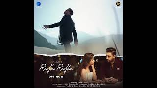 Rafta Rafta new song out now Atif Aslam and sajal aly beautiful gorgeous looking together ♥️♥️♥️