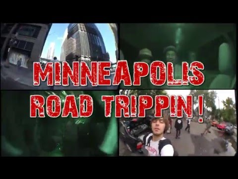Minneapolis Road Trippin Round 2!!!