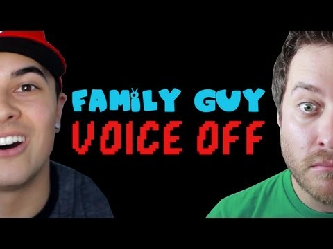 Family Guy Voice Off Ft Mikeybolts