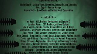 Insanely Twisted Shadow Planet - Animated End Credits - Michel Gagné