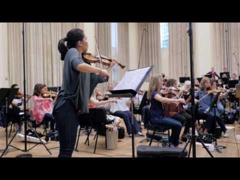 Esther Yoo | Vladimir Ashkenazy | Philharmonia Orchestra – Pas de deux
