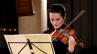 Ravel Violin Sonata No.2 in G major (extracts)