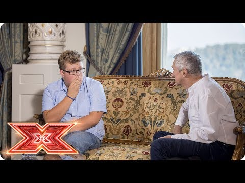 Louis' reveal: It's the moment of truth for Jack Mason | Judges' Houses | The X Factor 2017