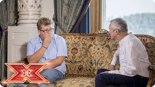Louis' reveal  It's the moment of truth for Jack Mason | Judges' Houses | The X Factor 2017